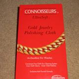 Goldpoliertuch